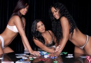casino set up